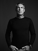Mike Horn studio portraits