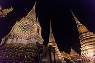 Wat Po temple in Bangkok, Thailand Bangkok Thailand