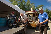 Annual Steamboat Races at Lee's Mills in Moultonboro.  ©2018 Karen Bobotas Photographer