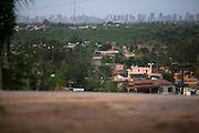 Cabo de Santo Agostinho_PE, Brasil...Vista panoramica da Comunidade Ponte dos Carvalhos...The panoramic view of  Ponte dos Carvalhos community...Foto: LEO DRUMOND / NITRO
