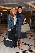 ALIAI FORTE; ANNALISA STEVENS; , The Foreign Sisters lunch sponsored by Avakian in aid of Cancer Research UK. The Dorchester. 15 May 2012