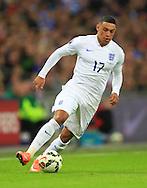 Alex Oxlade-Chamberlain of England - England vs. Slovenia - UEFA Euro 2016 Qualifying - Wembley Stadium - London - 15/11/2014 Pic Philip Oldham/Sportimage
