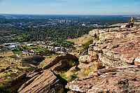 Table Rock Summit, Boise Foothills
