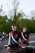 Shadow Indoor Percussion competes at the University of Northern Kentucky in Newport, Kentucky on April 21, 2017.<br /> <br /> Beth Skogen Photography - www.bethskogen.com