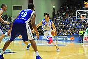 DESCRIZIONE : Sassari Lega A 2012-13 Dinamo Sassari Lenovo Cantù Quarti di finale Play Off gara 5<br /> GIOCATORE : Sani Becirovic<br /> CATEGORIA : Palleggio<br /> SQUADRA : Dinamo Sassari<br /> EVENTO : Campionato Lega A 2012-2013 Quarti di finale Play Off gara 5<br /> GARA : Dinamo Sassari Lenovo Cantù Quarti di finale Play Off gara 5<br /> DATA : 17/05/2013<br /> SPORT : Pallacanestro <br /> AUTORE : Agenzia Ciamillo-Castoria/M.Turrini<br /> Galleria : Lega Basket A 2012-2013  <br /> Fotonotizia : Sassari Lega A 2012-13 Dinamo Sassari Lenovo Cantù Play Off Gara 5<br /> Predefinita :
