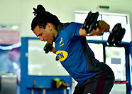 South Africa Gym Session 030821