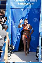 20190628 DEU: World Champs Hamburg 2019: Hamburg<br /> Marleen van Iersel (NED,1), Joy Stubbe (NED,2)<br /> ©2019-FotoHoogendoorn.nl / Pim Waslander