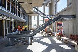 Boathouse at Canal Dock Phase II | State Project #92-570/92-674 Construction Progress Photo Documentation No. 15 on 22 September 2017. Image No. 08