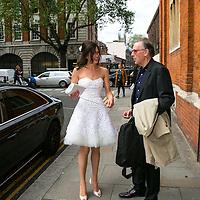 Natasha & Adam's Wedding;<br /> Chelsea Registry Office & Somerset House;<br /> London, UK;<br /> 20th May 2016<br /> <br /> © Pete Jones<br /> pete@pjproductions.co.uk