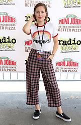 PHILADELPHIA, PA - AUGUST 12: Radio 104.5 Summer Block Party at Festival Pier in Philadelphia, Pa on August 12, 2018 CAP/MPI04 ©MPI04/Capital Pictures. 12 Aug 2018 Pictured: Alice Merton. Photo credit: MPI04/Capital Pictures / MEGA TheMegaAgency.com +1 888 505 6342