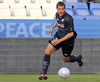 Fotball<br /> Frankrike<br /> Foto: DPPI/Digitalsport<br /> NORWAY ONLY<br /> <br /> FOOTBALL - PEACE CUP 2009 - OLYMPIQUE LYON v BESIKTAS - 25/07/2009<br /> <br /> FRANCOIS CLERC (OL)