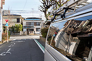 neigborhood street scene Yokosuka Japan