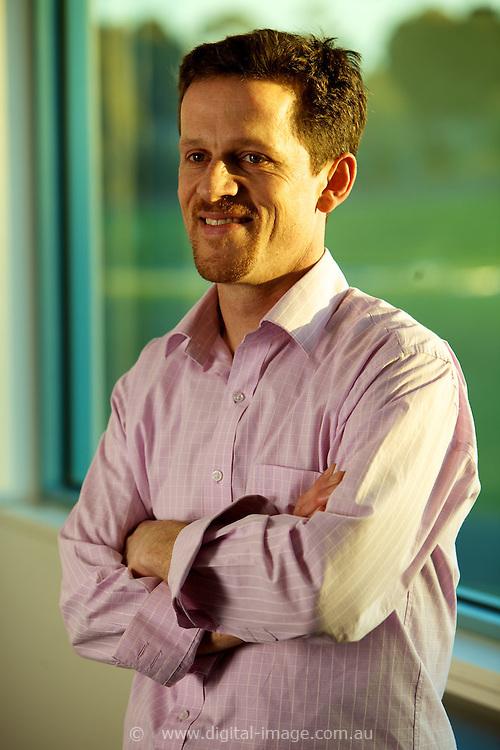 David Tokell, Head of Engineering, Australian Synchrotron