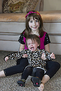 Tale of Two Sisters - Nina and Marcella Giordano.Thanksgiving 2012