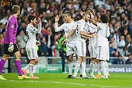 Real Madrid v Liverpool 041114