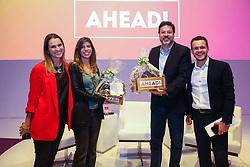 o AHEAD! um espaço criado pelo Grupo RBS para que os gestores de marketing tenham mais uma oportunidade de conversar sobre o ambiente de comunicação contemporâneo. A edição de 16 de abril com foco na discussão sobre o indicador de retorno de investimento (ROI), a quinta edição do AHEAD!, traz à Capital dois especialistas. A diretora de mídia da Unilever Brasil, Ana Paula Duarte, e o diretor de marketing da SKY Brasil, Alex Rocco. FOTO: Jefferson Bernardes/ Agência Preview