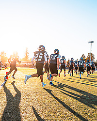 On September 10, 2021, the West County High School jv football team played a home game against the Vallejo Red Hawks.  The West County team won the game 42-14