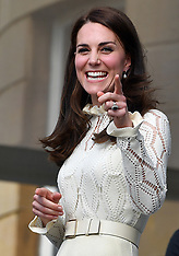 The Duke and Duchess of Cambridge and Prince Harry host Party @ The Palace - 13 May 2017
