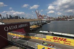 July 15, 2017 - New York, USA - Motorsports: FIA Formula E race 09/10 New York, .#66 Daniel Abt (Audi Sport Abt Schaeffler) (Credit Image: © Hoch Zwei via ZUMA Wire)