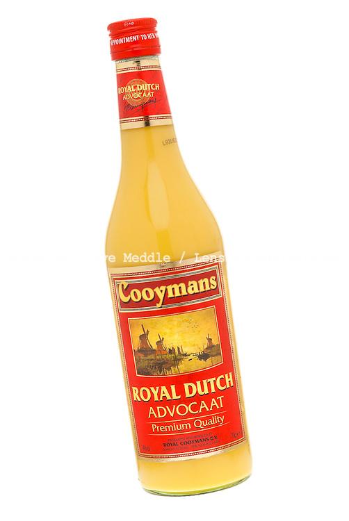 Bottle of Cooymans Royal Dutch Advocaat - 2011