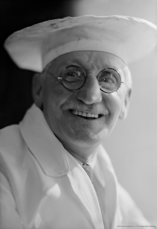Portrait of Worker, Peek Frean Biscuit Company, England, 1932