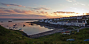 Portnahaven, Islay. Taken in the late hours of the Summer Solstice
