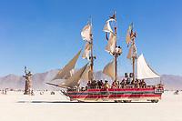The Monaco, Land Frigate of Burning Man