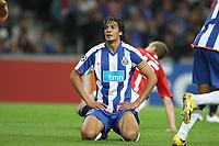 20090415: PORTO, PORTUGAL - FC Porto vs Manchester United: Champions League 2008/2009 Ð Quarter Finals Ð 2nd leg. In picture: Bruno Alves. PHOTO: Ricardo Estudante/CITYFILES
