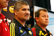 Hurricanes coach Colin Cooper. Super 14 rugby union. 2010 Rebel Sport Super 14 New Zealand squads naming press conference. Auckland, New Zealand. Wednesday 11 November 2009. © Copyright Photo: www.photosport.nz