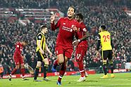 Liverpool v Watford 270219