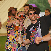 Hundreds attended the GALA Festival 2017 on 28th May 2017 at Brockwell Park, Brixton, London,UK. by See Li