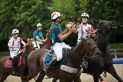 Callaert Miquel, BEL, Oodles of Hope<br /> 't Hoefijzer 7 vs. 't Hoefijzer Petrol - Horseball Event 2017© Hippo Foto - Sharon Vandeput<br /> 2/07/17