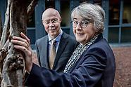 Directeur PME Eric Uijen en Cathrin van der Werf-de Koning