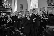 SENDOFF: SIR ANTONY SHER; SIR TIMOTHY ACKROYD, A Service of Thanksgiving for the life of RAPHAEL B JAGO. The Actors' Church , St.  Paul's Covent  Garden. London. 2 June 2015