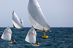 08_012481  © Sander van der Borch. Porto Portals, Mallorca,  July 24th 2008. AUDI MEDCUP in Porto Portals  (21/26 July 2008). Coastal race.