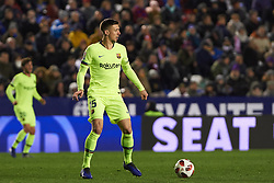 January 10, 2019 - Valencia, Valencia, Spain - Clement Lenglet of FC Barcelona during the Spanish Copa del Rey match between Levante and Barcelona at Ciutat de Valencia Stadium on Jenuary 10, 2019 in Valencia, Spain. (Credit Image: © AFP7 via ZUMA Wire)