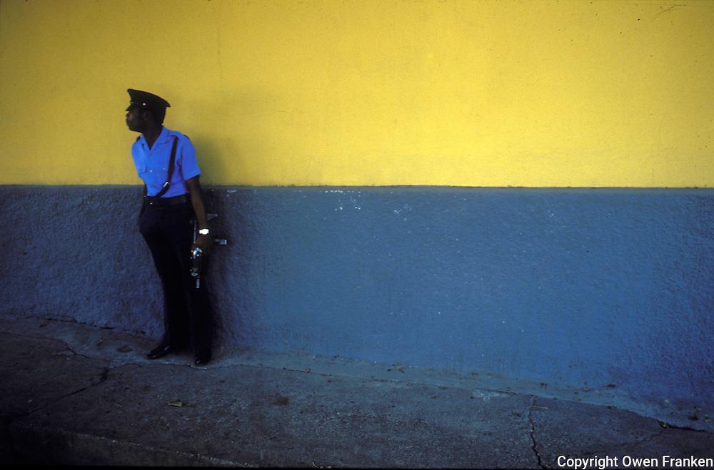 haiti security guard