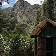 Camp 2 on Marojejy National Park, Madagascar