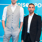 NLD/Amsterdam//20140331 - Uitreiking Edison Pop 2014, the Opposites