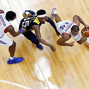 Anadolu Efes's Jayson Granger during their Turkish Basketball Spor Toto Super League match Anadolu Efes between Fenerbahce at the Abdi ipekci arena in Istanbul, Turkey, Thursday 24, December 2015. Photo by Aykut AKICI/TURKPIX
