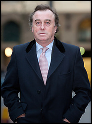 Barrister John Kelsey Fry  who defended Tottenham manager Harry Redknapp leaving Southwark Crown court after Redknapp was found 'Not guilty' of evading tax to the Inland Revenue, Wednesday February 8th, 2012. Photo By i-Images