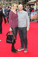 Carolin Hauskeller; Matt Dawson, The Inbetweeners 2 - World Film Premiere, Leicester Square, London UK, 05 August 2014, Photo by Richard Goldschmidt