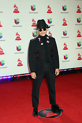Elvis Crespo attending the 19th Annual Latin Grammy Awards 2018, MGM Grand Garden Arena, MGM Grand Hotel & Casino in Las Vegas