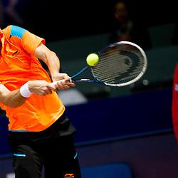 20140208: CRO, Tennis - ATP tournament PBZ Zagreb Indoors