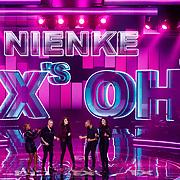 NLD/Hilversum/20180216 - Finale The voice of Holland 2018, Nienke Wijnhoven (M)