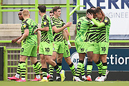 Forest Green Rovers v Stevenage 171020