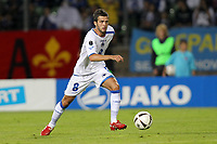 FOOTBALL - UEFA EURO 2012 - QUALIFYING - GROUP D - LUXEMBOURG v BOSNIA - 3/09/2010 - PHOTO ERIC BRETAGNON / DPPI - MIRALEM PJANIC (BOS)