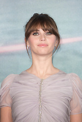 Felicity Jones attends the launch event for Rogue One: A Star Wars Story at Tate Modern on December 13, 2016, in London, UK. Photo by Bakounine/ABACAPRESS.COM