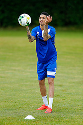 Daniel Leadbitter in action Bristol Rovers return to training ahead of their 2015/16 Sky Bet League Two campaign - Photo mandatory by-line: Rogan Thomson/JMP - 07966 386802 - 02/07/2015 - SPORT - Football - Bristol, England - The Lawns Training Ground, Henbury - Sky Bet League Two.