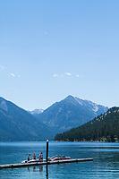 Wallowa Lake. Joseph, Oregon.